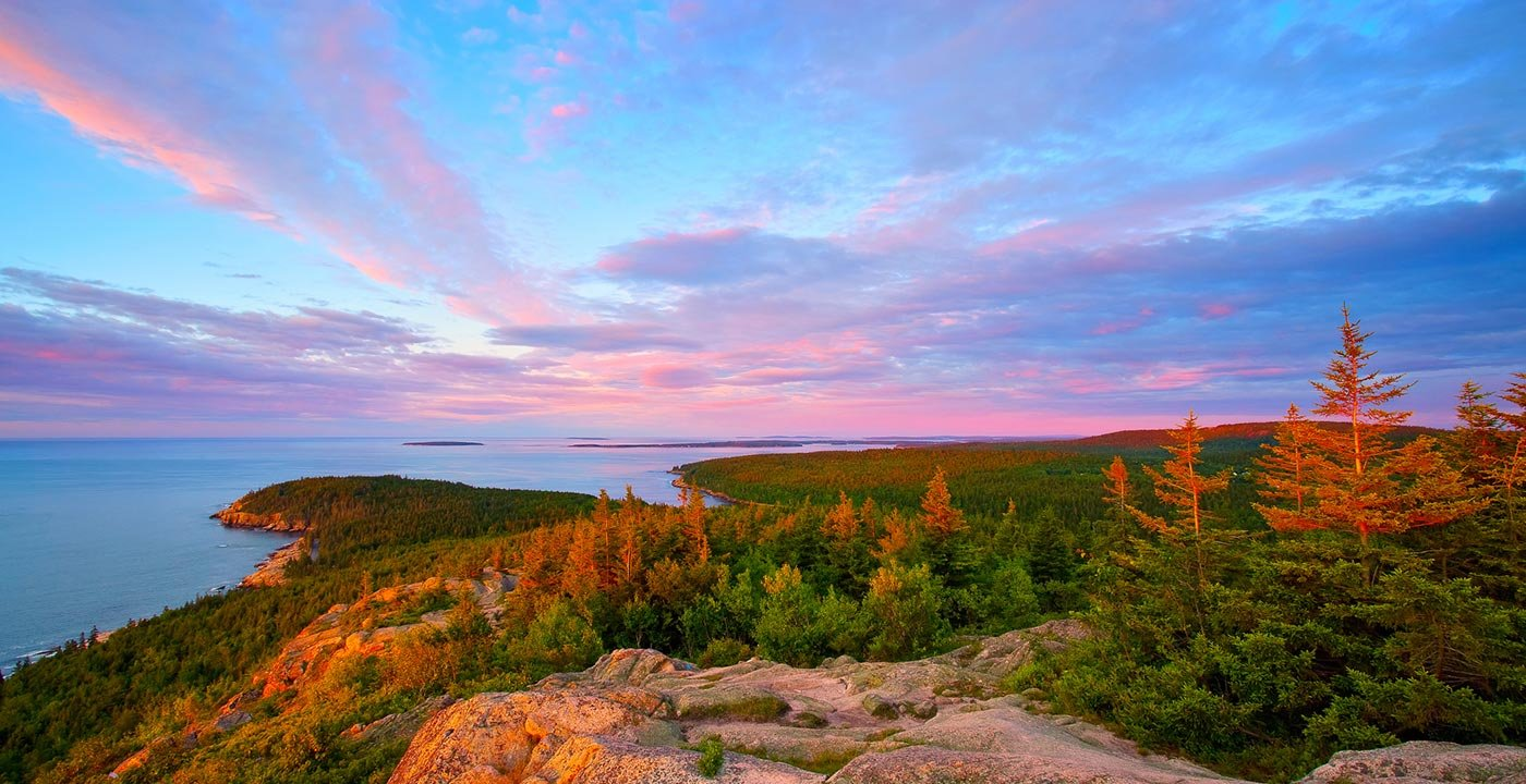 Bar Harbor Vacation, Travel Guide And Tour Information