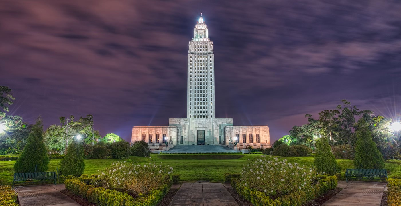 Baton Rouge State Capitol