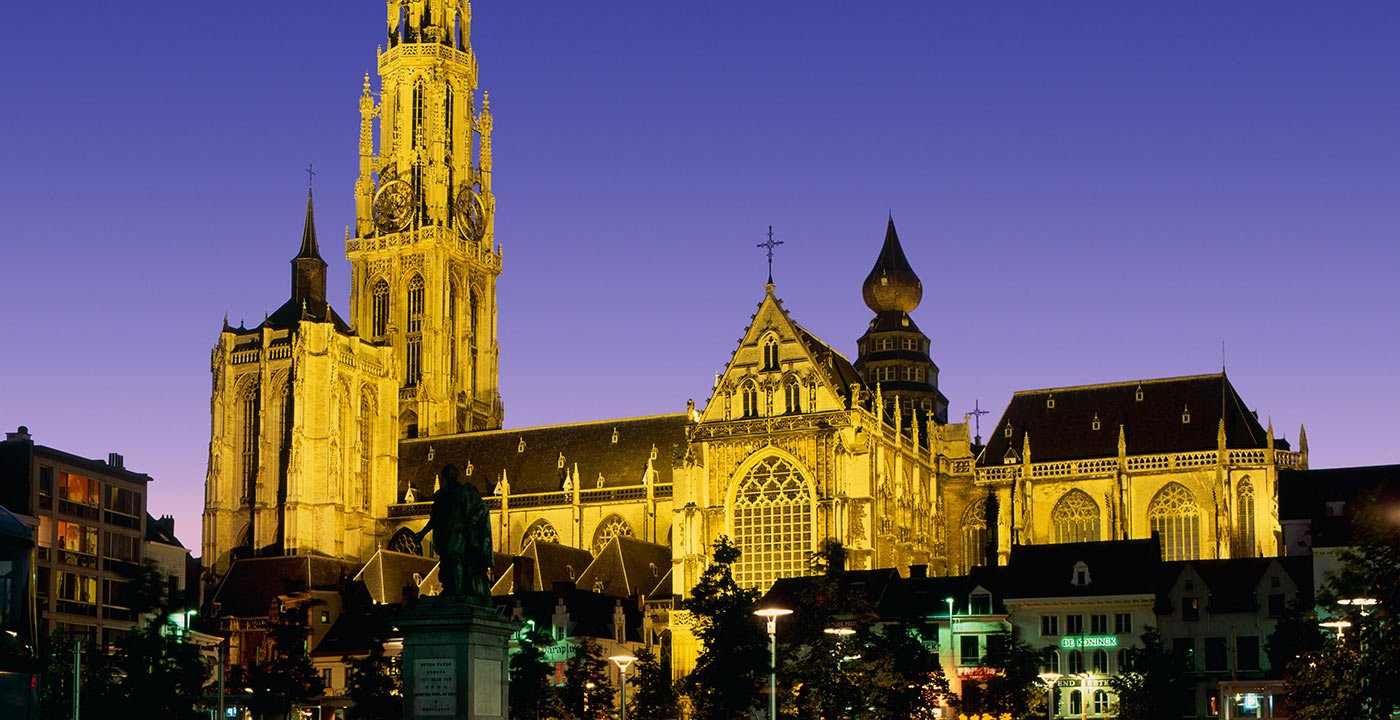Largest Gothic Church in the Low Countries