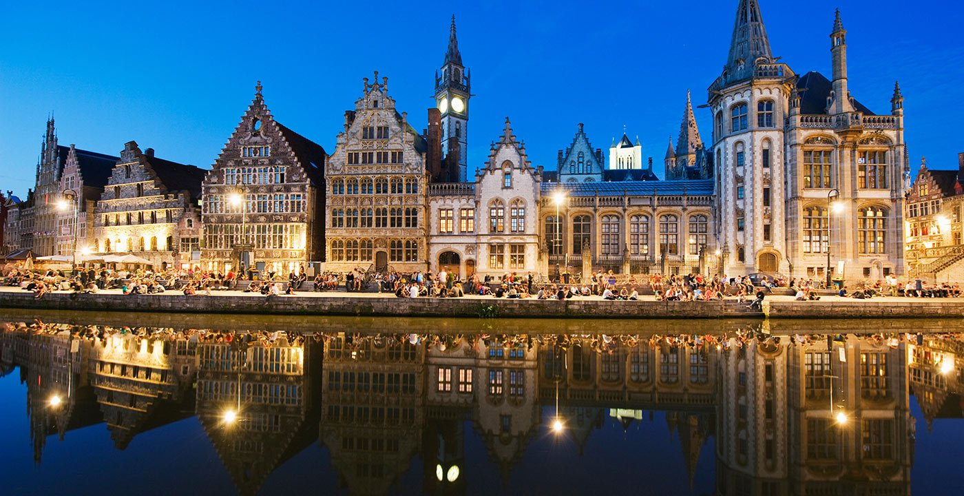 Spend a Day in Ghent and Bruges