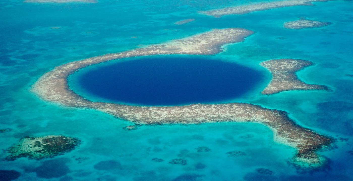 Belize's Blue Hole: Every Diver's Dream