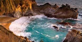 Big Sur, California, Coast