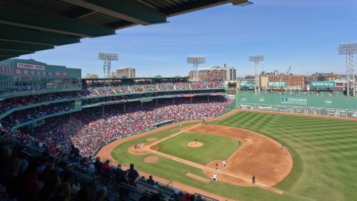 Catch a Fly Ball at Fenway Park
