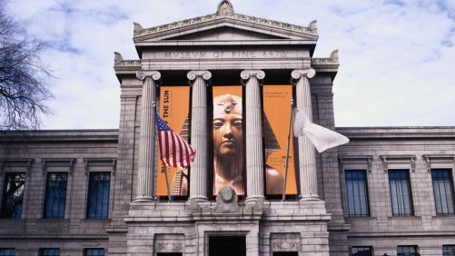 Visit the Museum of Fine Arts