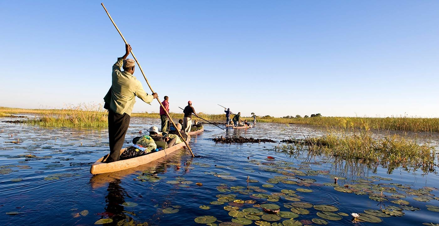 Maun: A Launching Point