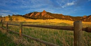 Fields Near Boulder