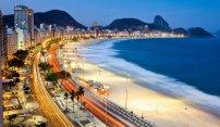 Avenida Atlântica for the True Flavor of Rio