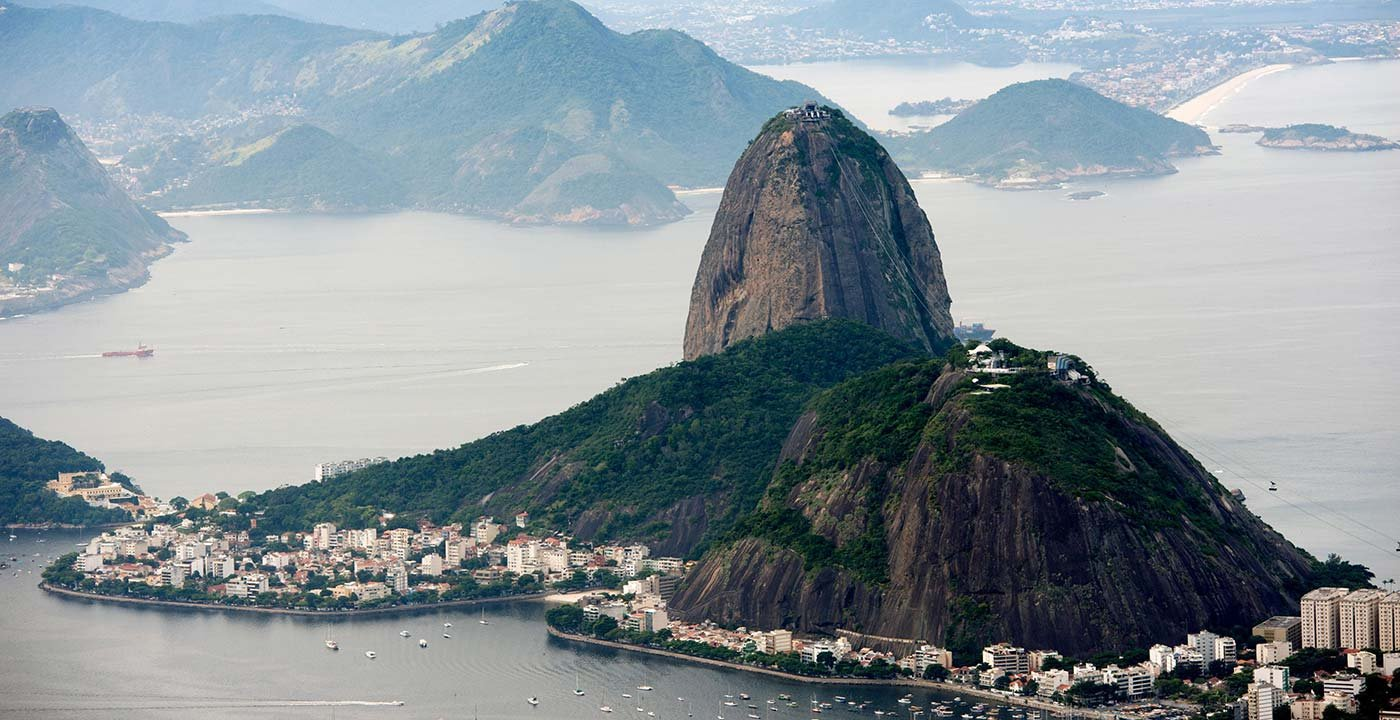 Nothing's Second Best About Rio's Other Peak