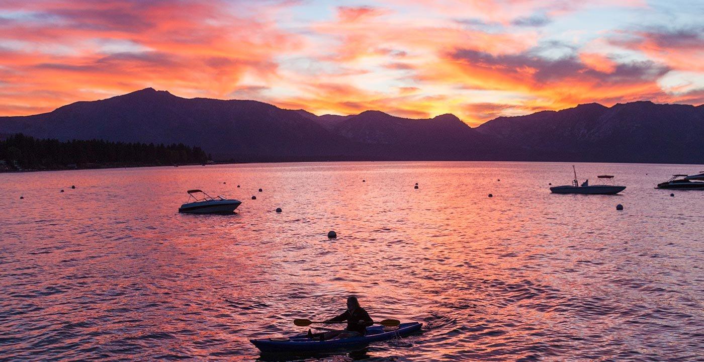 Cruise the Lake