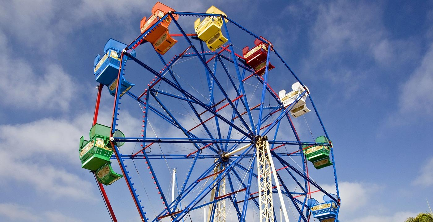 Take a Turn on the Ferris Wheel