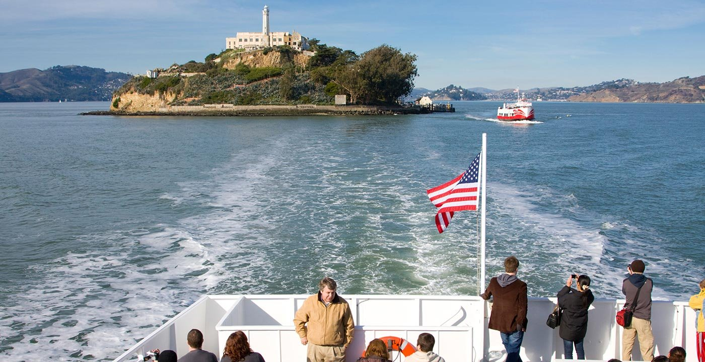 Escape to Alcatraz