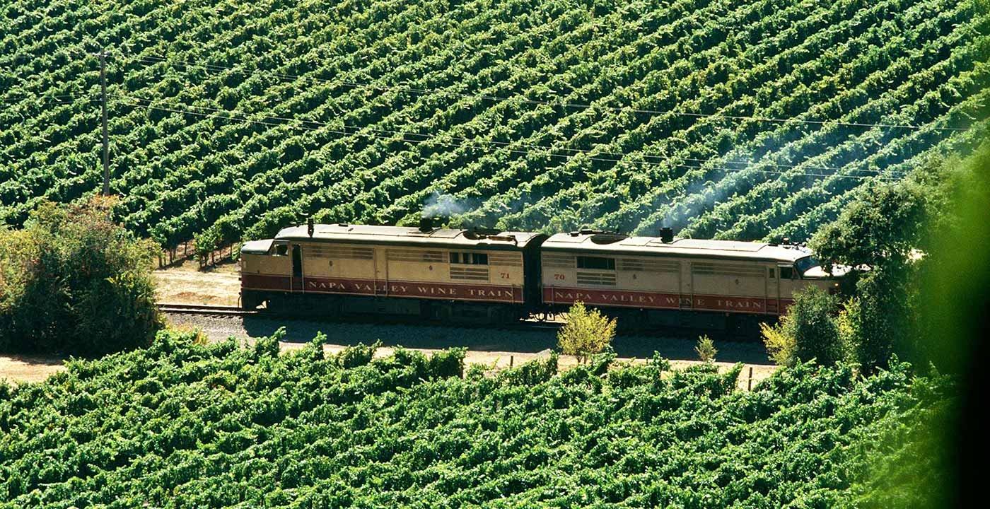 Ride the Wine Train