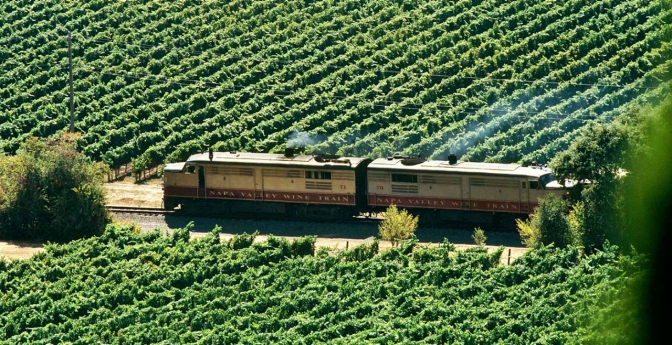Ride the Wine Train