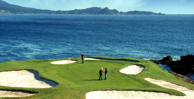 Tee Off Like a Pro at Pebble Beach