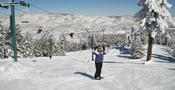 Ski Southern California