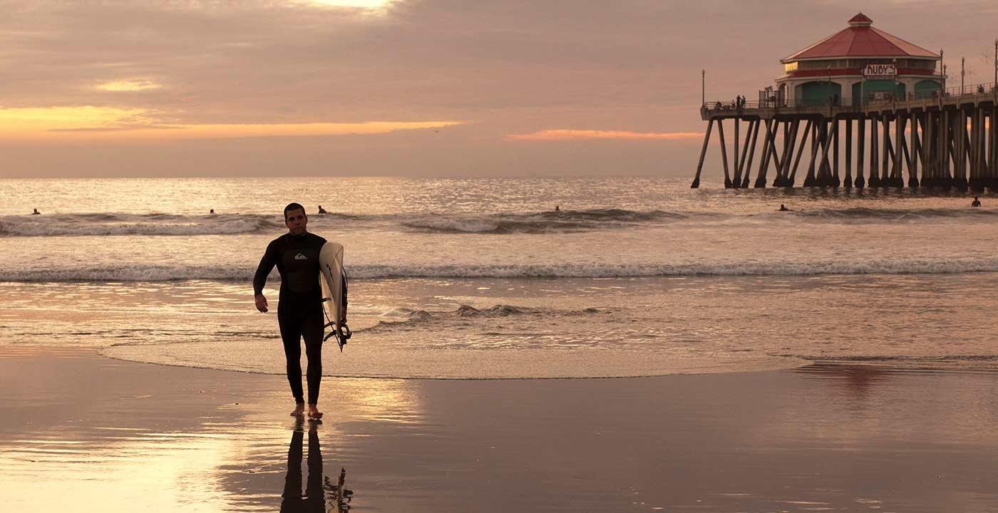 Claim a Spot on a Perfect Sandy Strand