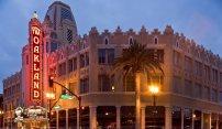An Art-Deco Movie Palace