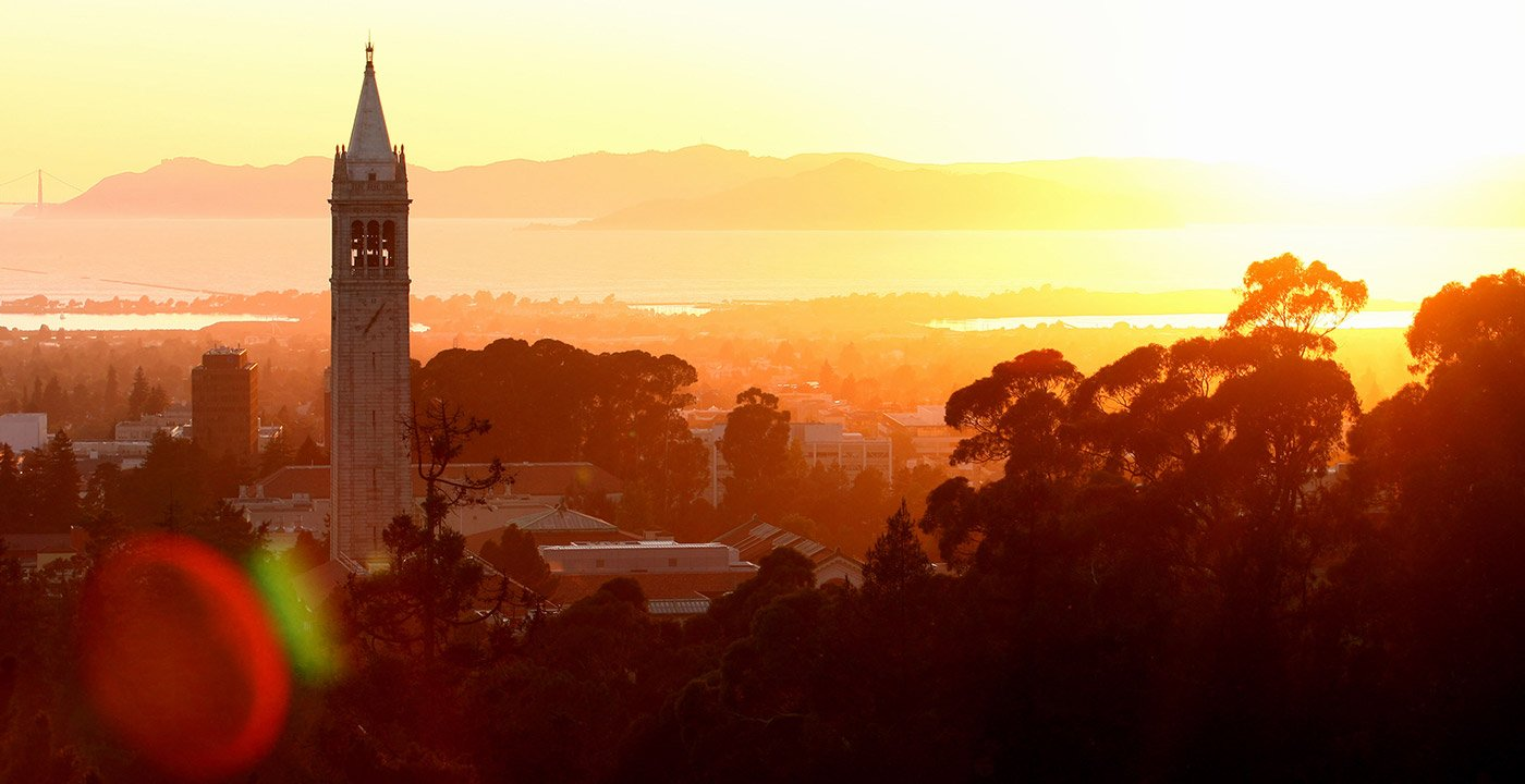 Sather Tower at University of California, Berkeley