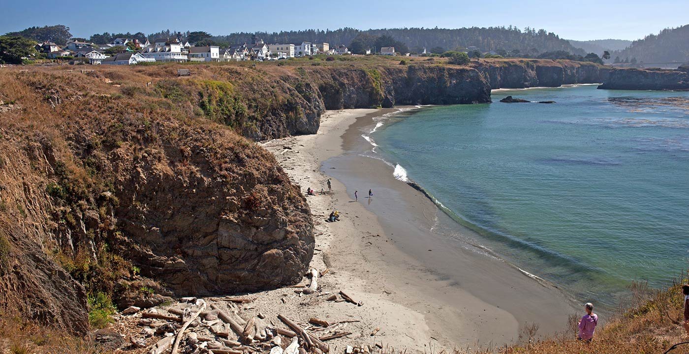 Arts and Culture Weekend Getaway in Mendocino