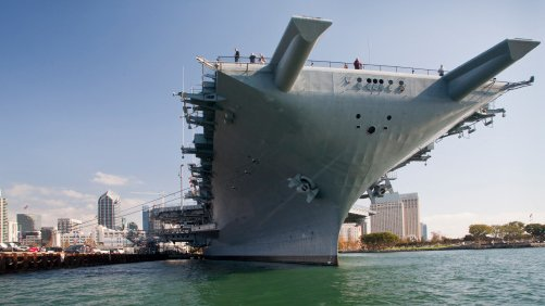 Climb Aboard the USS Midway Museum