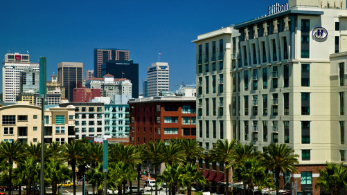 Make Light Work of the Gaslamp Quarter