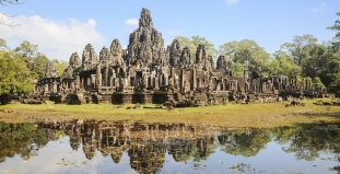 Exterior of Angkor Wat