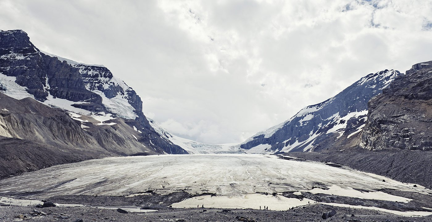 Athabasca Glacier: A River of Ice