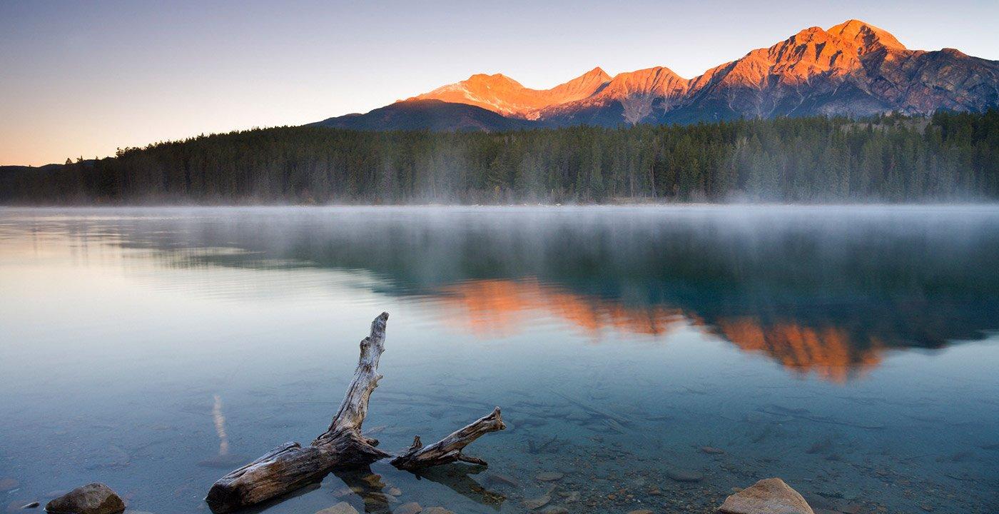 A River Adventure in Jasper National Park