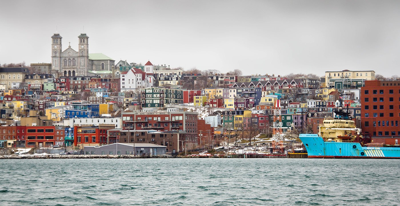 A Blend of Scenery and Culture in St. John's