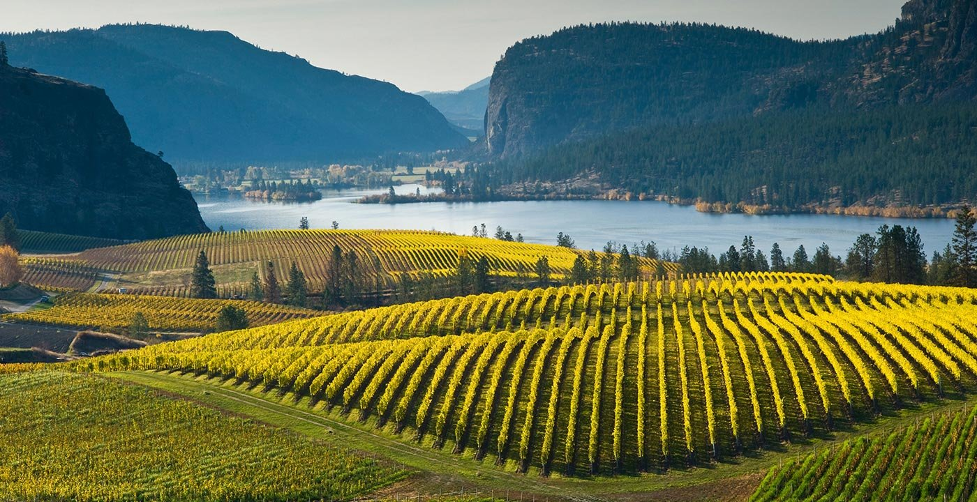 Okanagan Wine Country Vacation Travel Guide And Tour