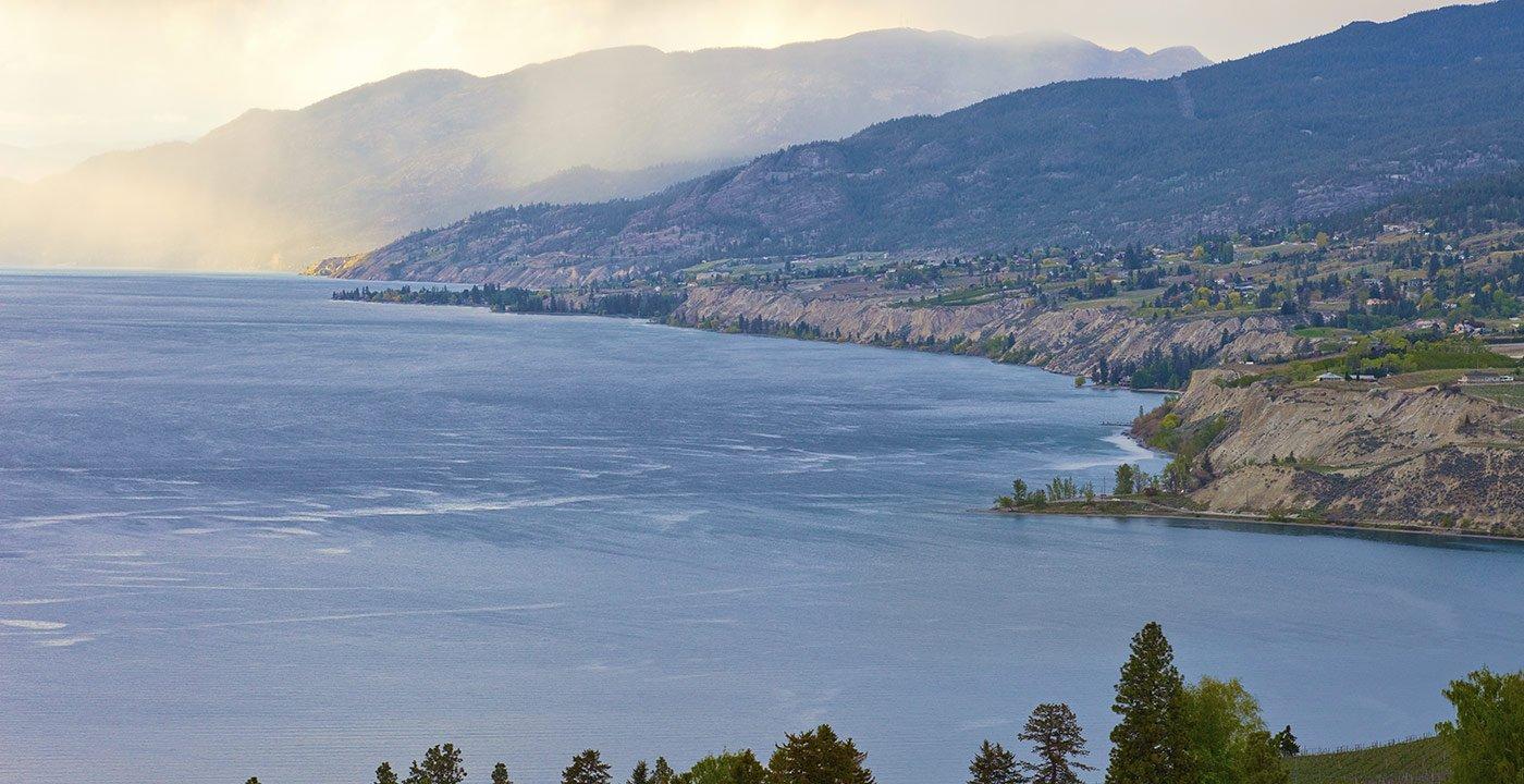 Lake Okanagan: A Summer Hot Spot