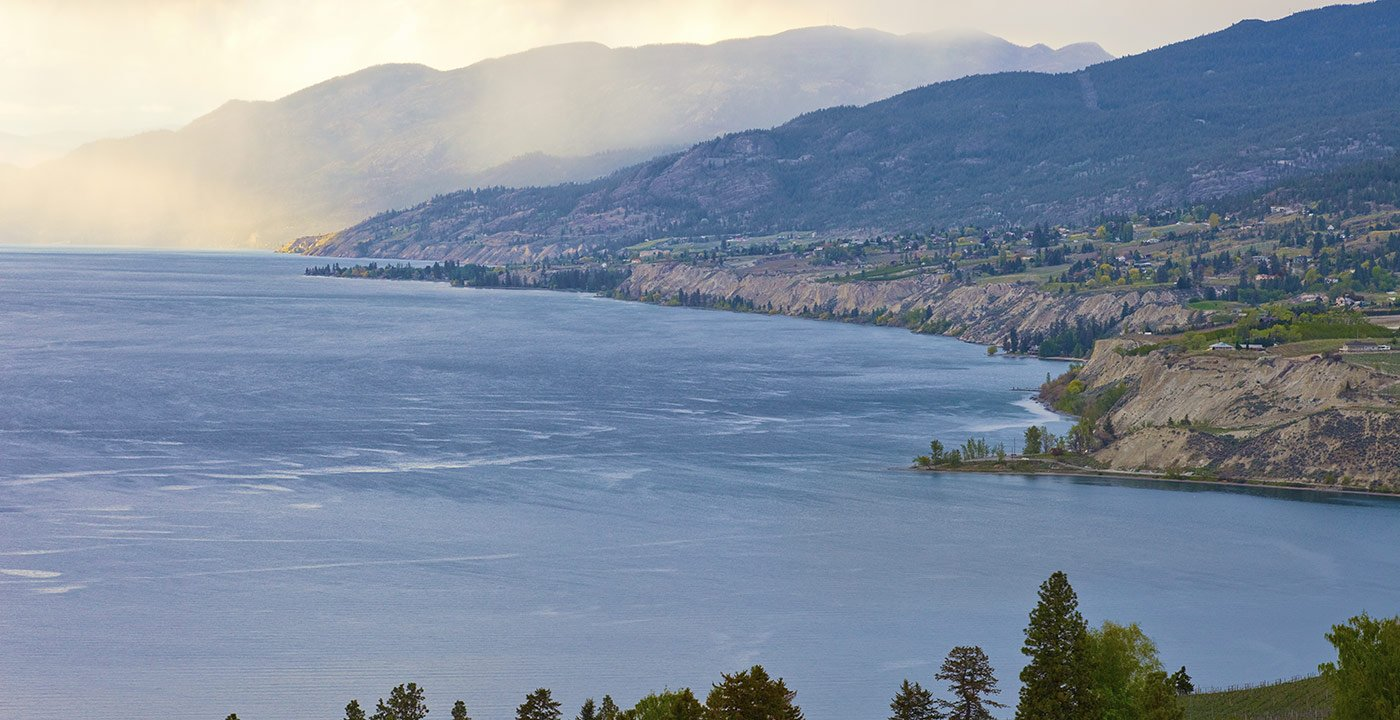Lake Okanagan: A Summer Hot Spot