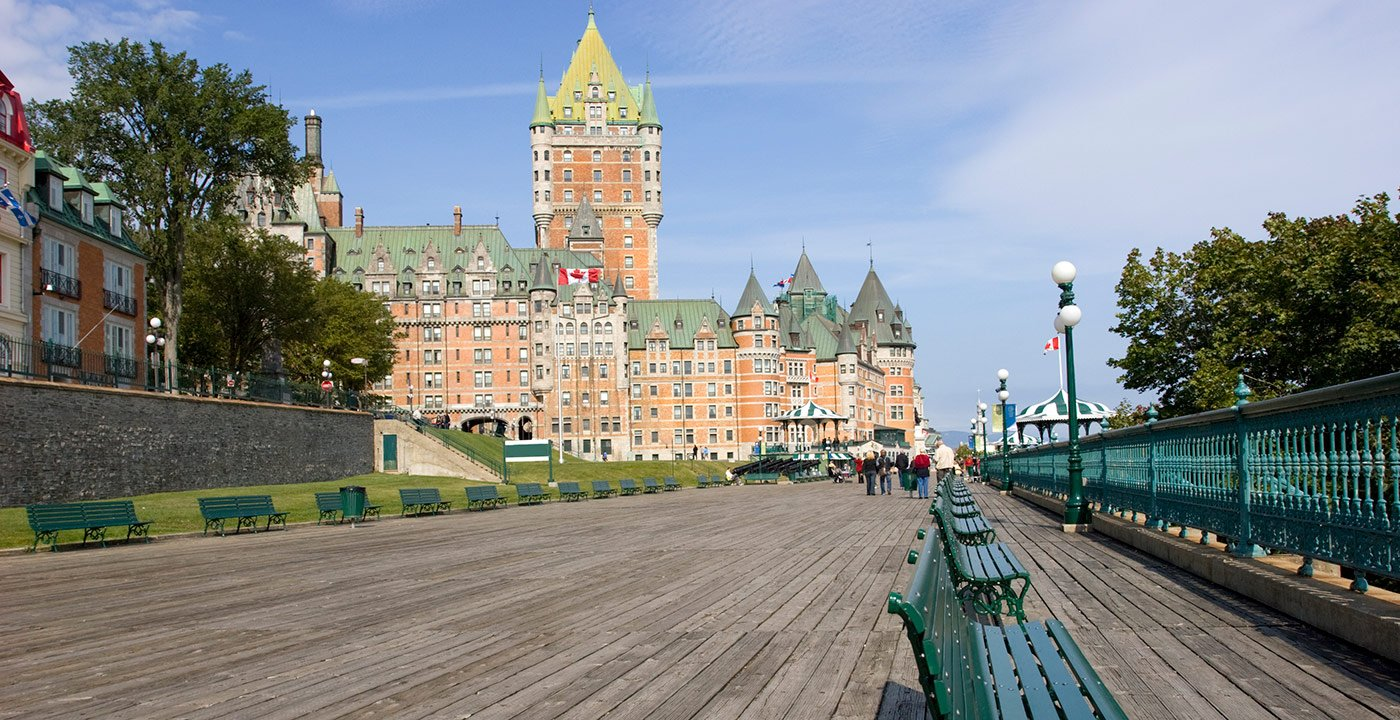 Quebec city vacation travel guide and tour information aarp for Terrace 45 qc