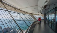 Spectacular View From the Famed CN Tower