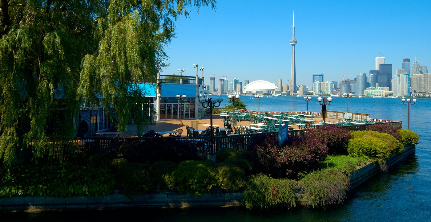 Toronto Islands: A Retreat From Urban Bustle