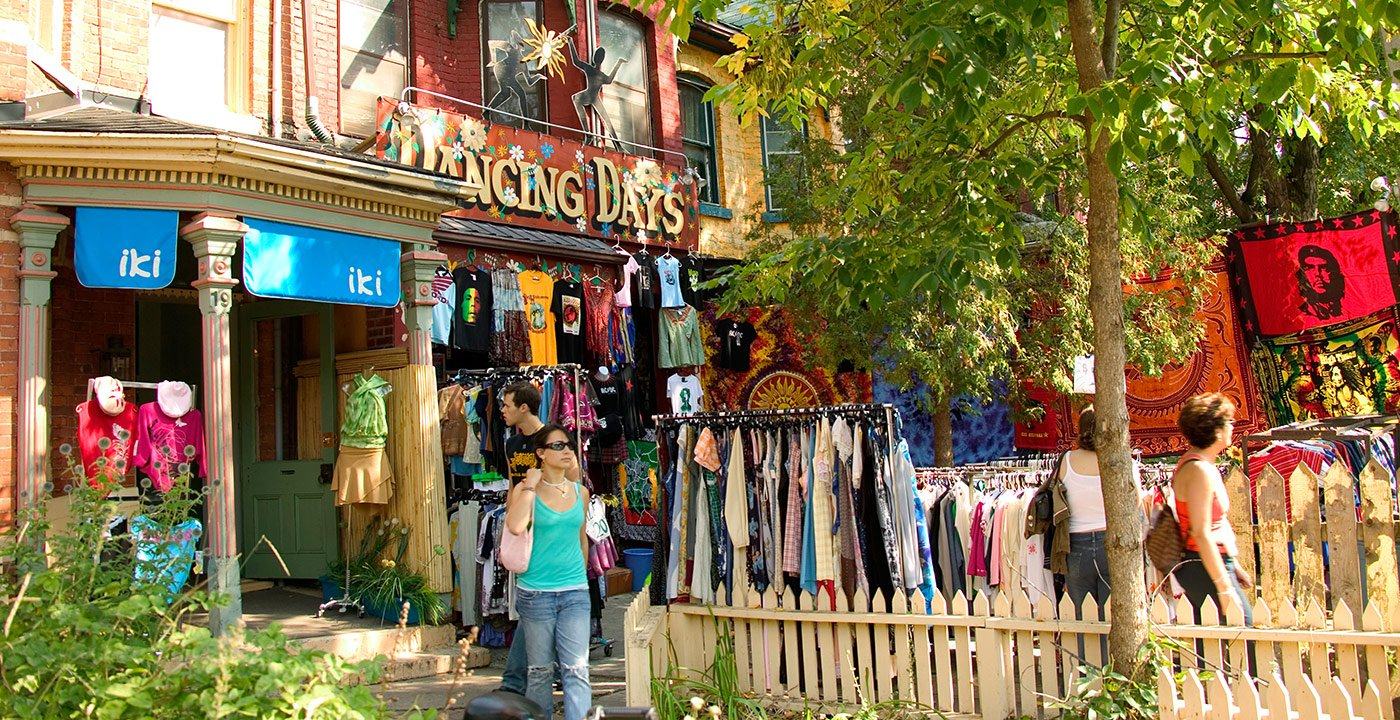 The Amazing Kensington Market