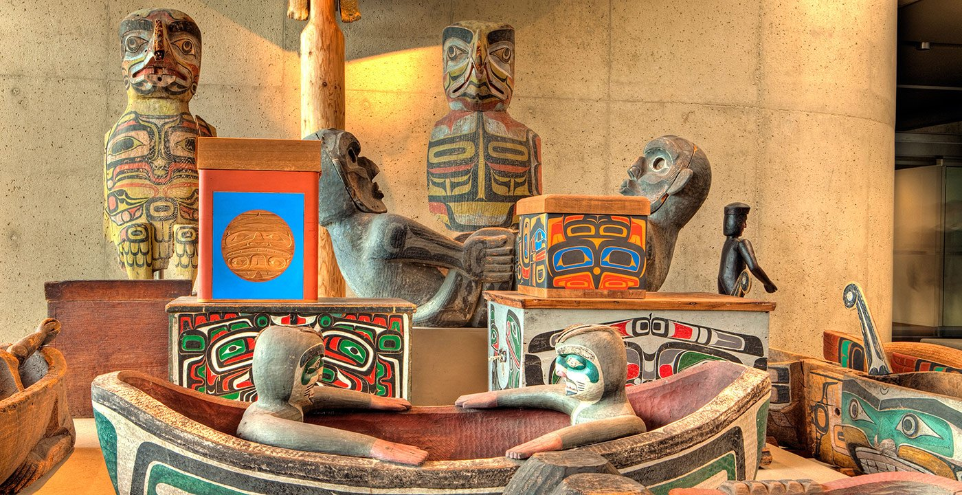 World-Class Museum of Anthropology