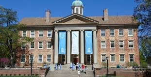 South Building, University of North Carolina at Chapel Hill