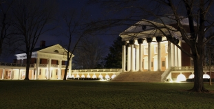The Rotunda, University of Virginia