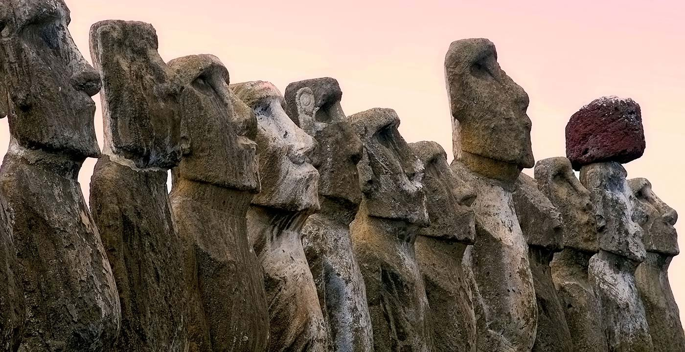 The Sacred Moai