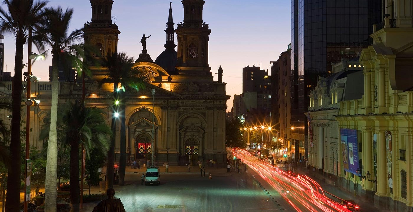 Lively Scene at the Central Plaza de Armas