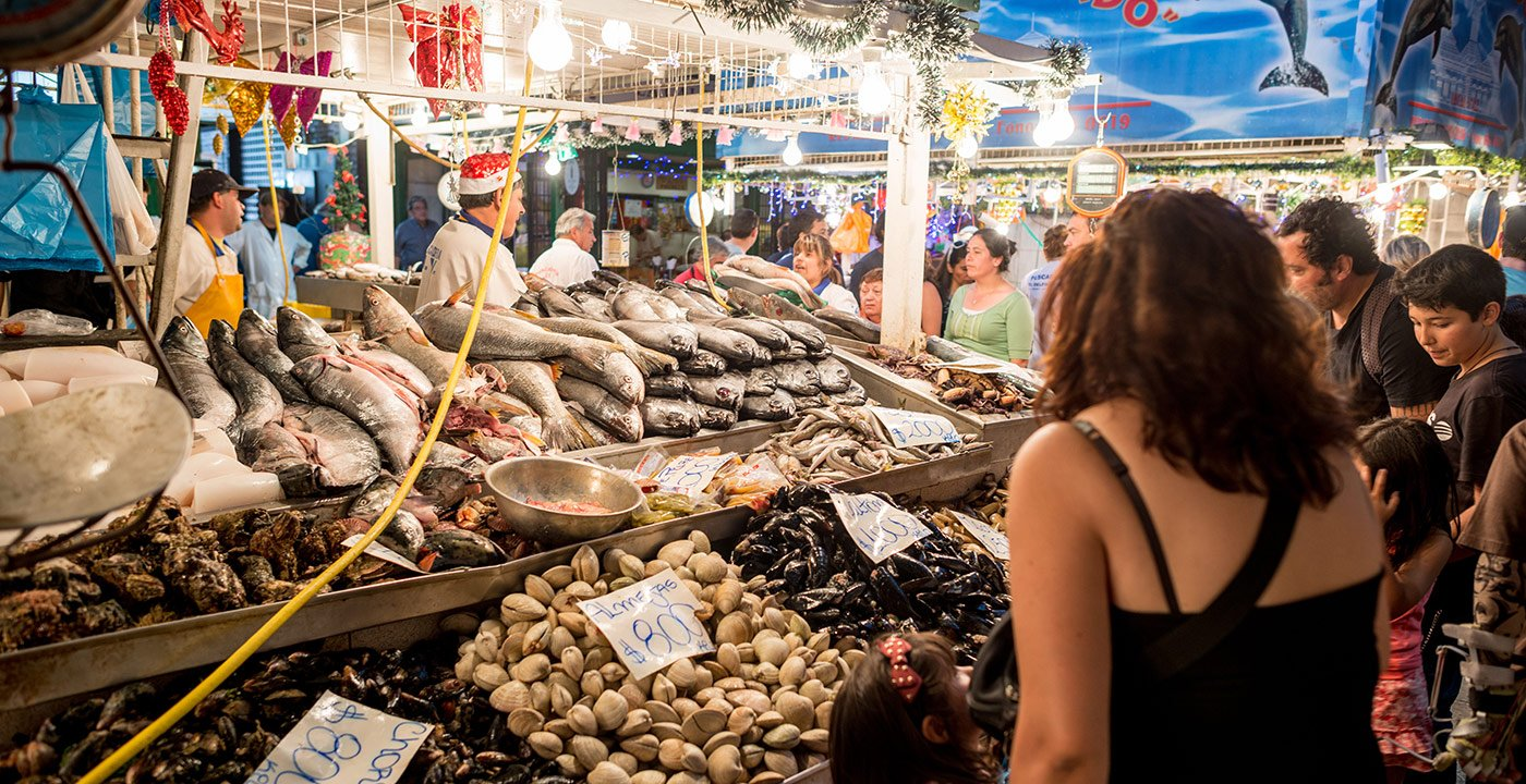 Mercado Central: Paradise for Seafood Lovers