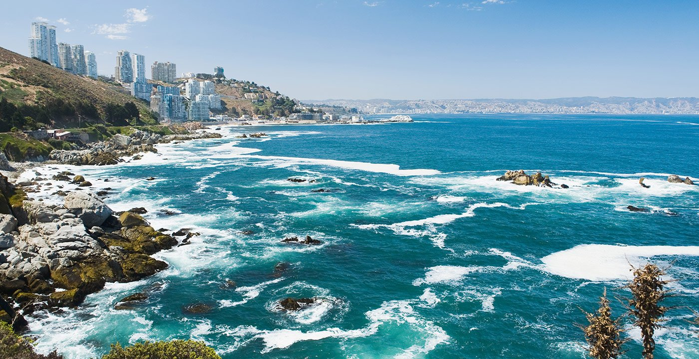 Join the Locals on the Beach at Viña del Mar