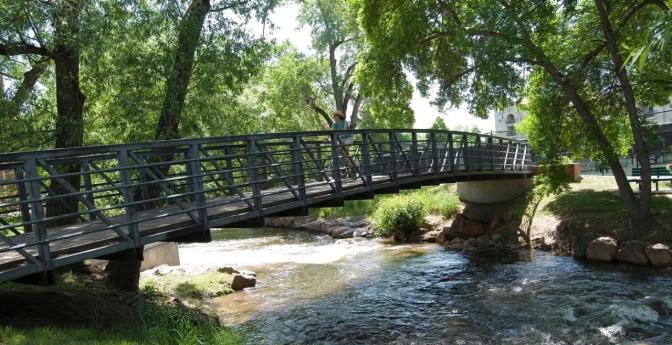 Walk, Bike or Cool Off on a Float Trip