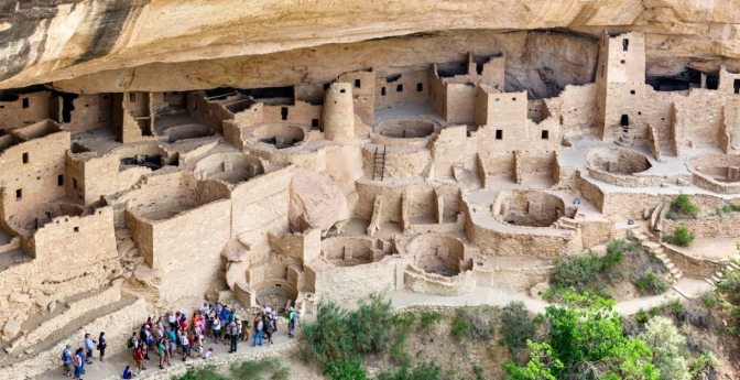 Cliff Palace, a Stunning Glimpse Into the Past