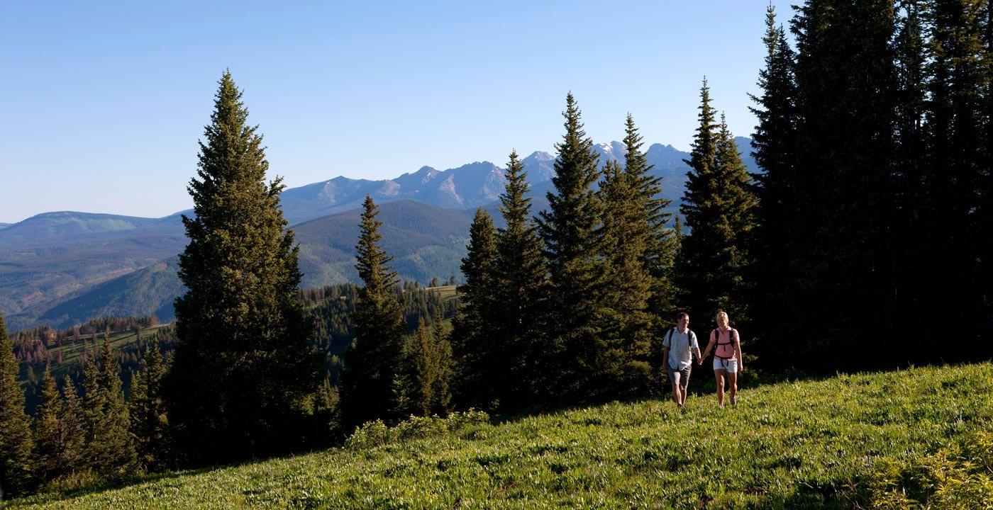 An Adventurous Hike to an Alpine Cascade