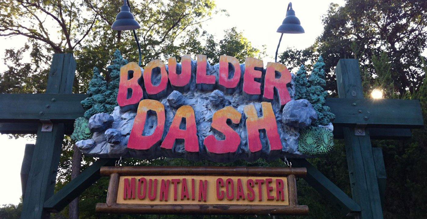Ride Boulder Dash