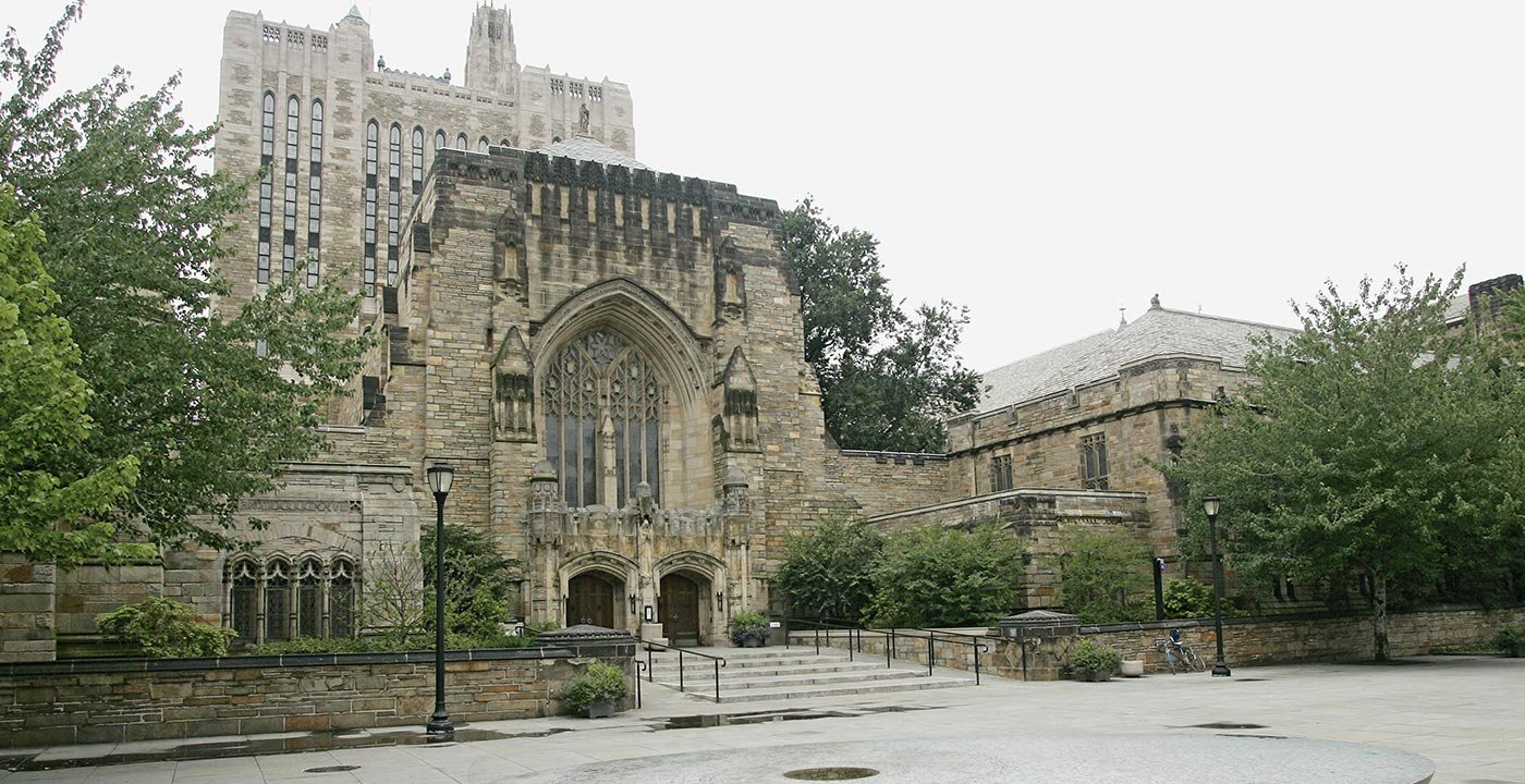 Take a Free Tour of Yale's Ivy-Covered Campus