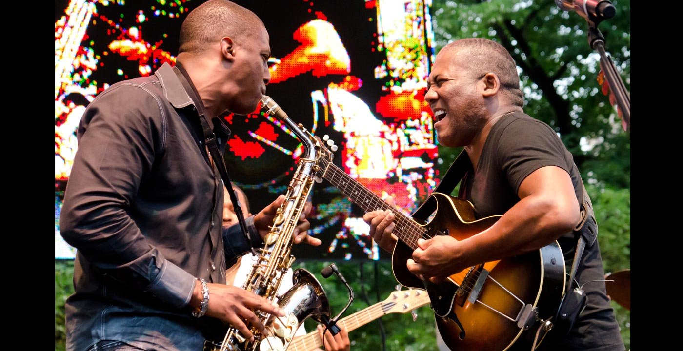 All That — At the Clifford Brown Jazz Fest