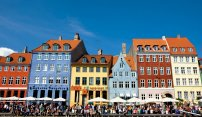 Nyhavn Charms Locals and Tourists Alike